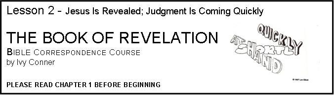 image relating to Printable Revelation Bible Study named Revelation, Bible Correspondence System, BCC