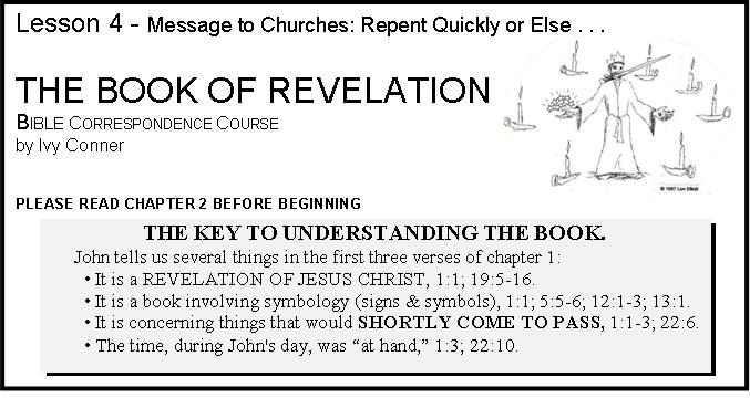 Selective image within printable revelation bible study