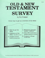 Old & New Testament Survey