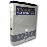 Thompson Chain-Reference Study Bible  KJV