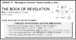 Revelation Revealed BCC - Lesson 04 (printable lesson)